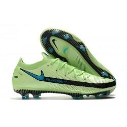 Nike Phantom GT Elite FG Impulse - Lime Glow/ Aquamarine