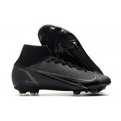 Nike Mercurial Superfly 8 Elite FG Cleats Core Black