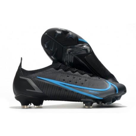 Nike Mercurial Vapor 14 Elite FG Black Iron Grey