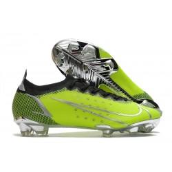Nike Mercurial Vapor 14 Elite FG Green Silver