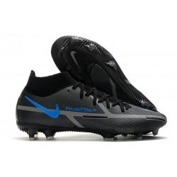Nike Phantom Generative Texture II Elite DF FG Black Iron Grey