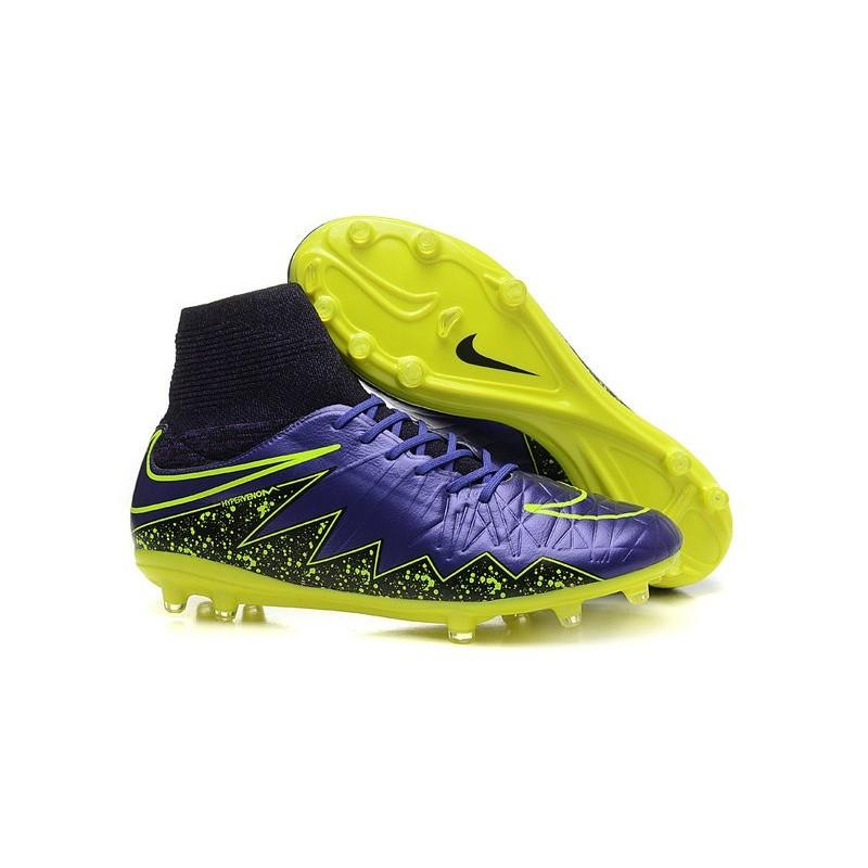 online store ed0ad 82a9f Nike Hypervenom Phantom II FG Firm Ground Soccer Cleats ...
