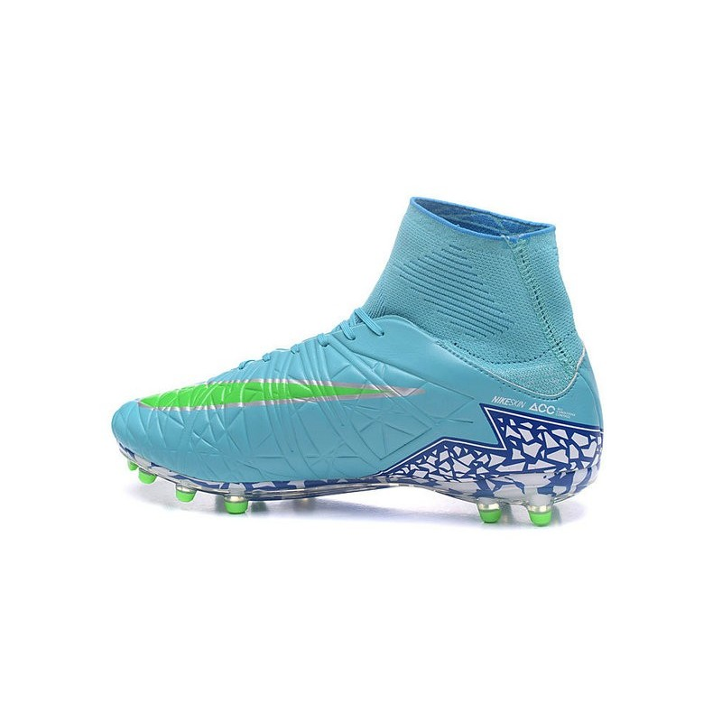 9d95f2654 ... italy new neymar nike hypervenom phantom 2 fg football boots blue  purple f090f f8d7d