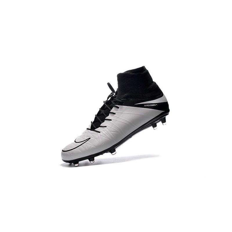 huge discount ed170 af741 Nike Hypervenom Phantom II FG 2016 Mens Soccer Shoes Leather