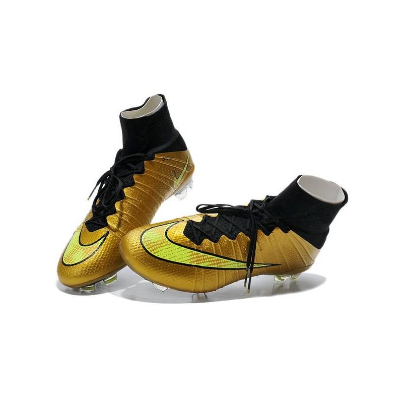 best service 59258 52d88 Nike Mercurial Superfly IV FG Mens Football Shoes Golden Volt Maximize.  Previous. Next