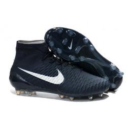 Nike Magista Obra FG ACC Mens Football Shoes Deep Blue White