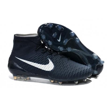 970fd2c6a7c3 Nike Magista Obra FG ACC Mens Football Shoes Deep Blue White
