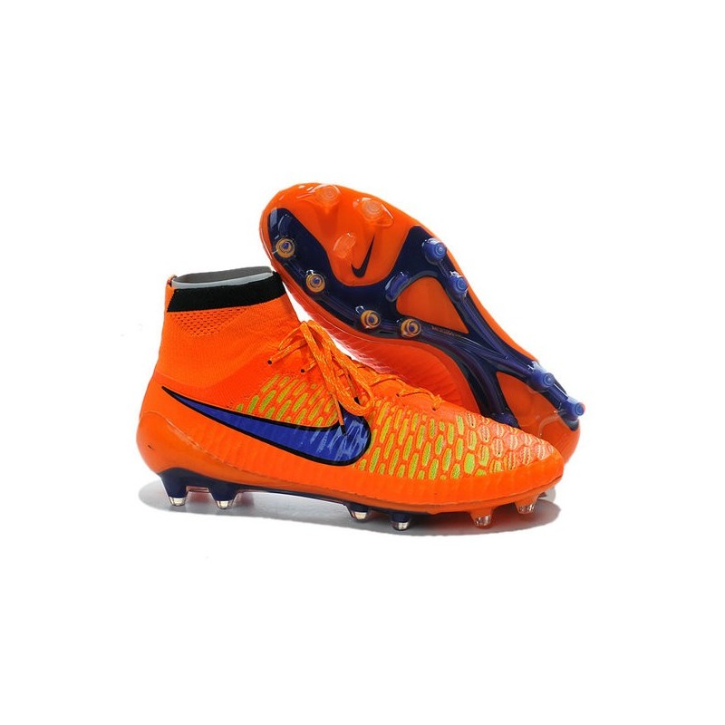promo code e81dd 3a934 ... clearance nike magista obra fg acc mens football shoes orange violet  74d4b 70db5