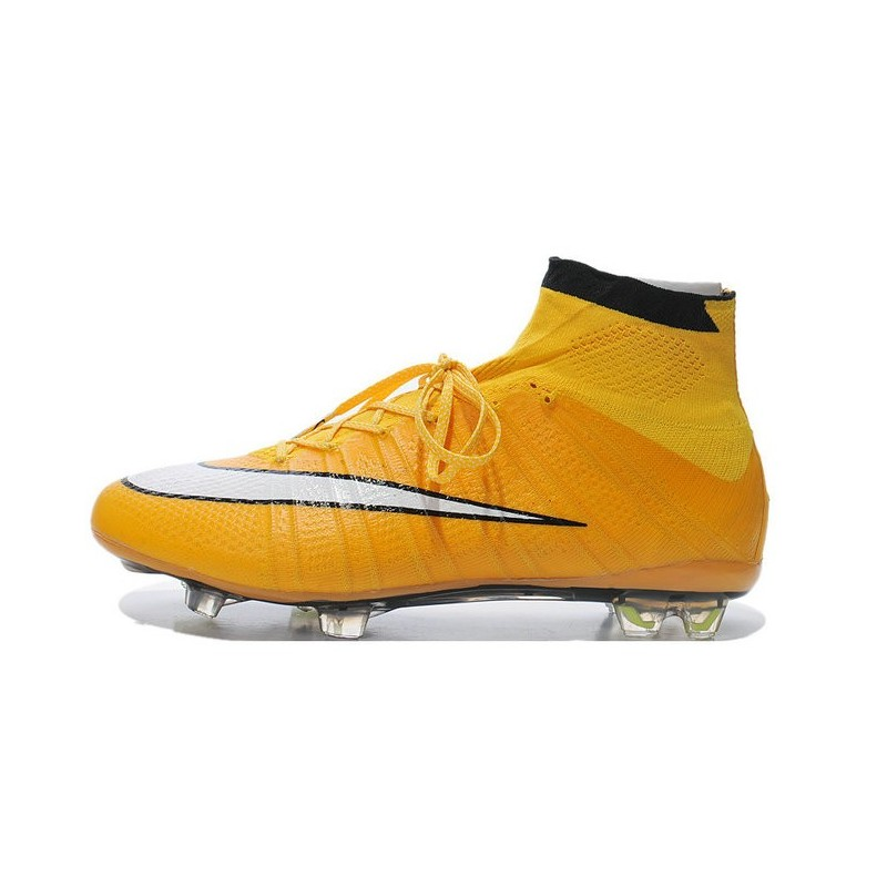 new concept e26f8 d4fa3 Nike Mercurial Superfly IV FG Mens Football Shoes Laser Oran
