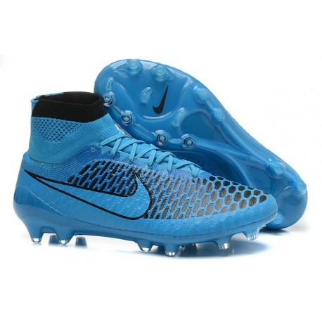 New Nike Magista Obra FG Firm Ground Soccer Boots Turquoise Blue