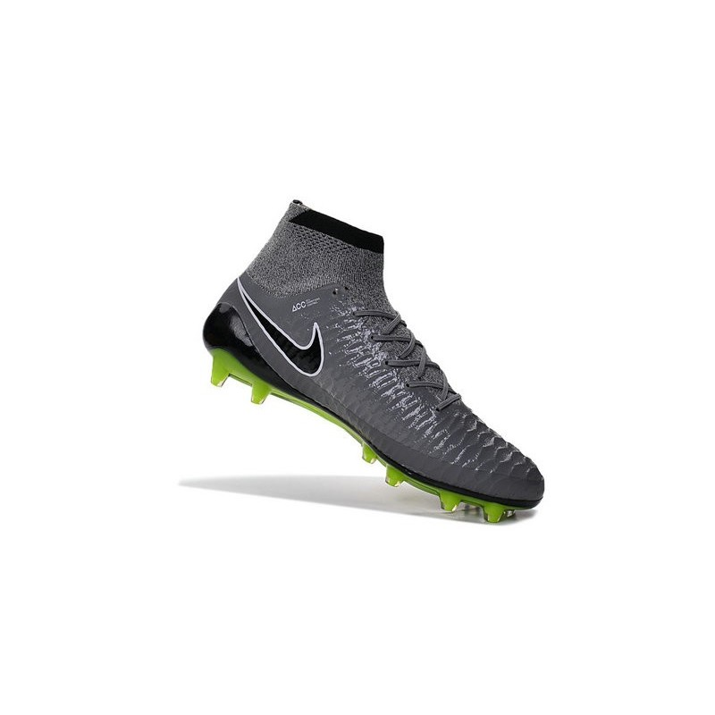 ... get new nike magista obra fg firm ground soccer boots grey black 82ecc  24e8f e757938f4acaa