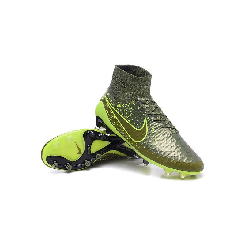 new style 78684 9ad89 Nike High Top Magista Obra FG ACC Soccer Cleats Power Clash ...