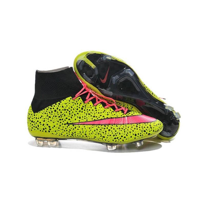 82a520981 ... best cristiano ronaldo nike mercurial superfly 4 fg soccer boots safari  yellow pink f64c0 1e520