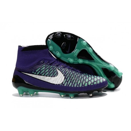 New Top 2016 Nike Magista Obra FG Football Boot Hyper Grape White 7bfea412e