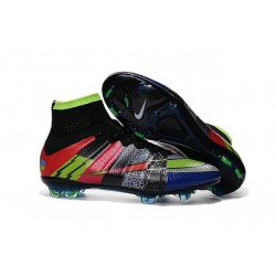 """Cristiano Ronaldo New Soccer Boot Nike Mercurial Superfly FG""""What the Mercurial"""""""