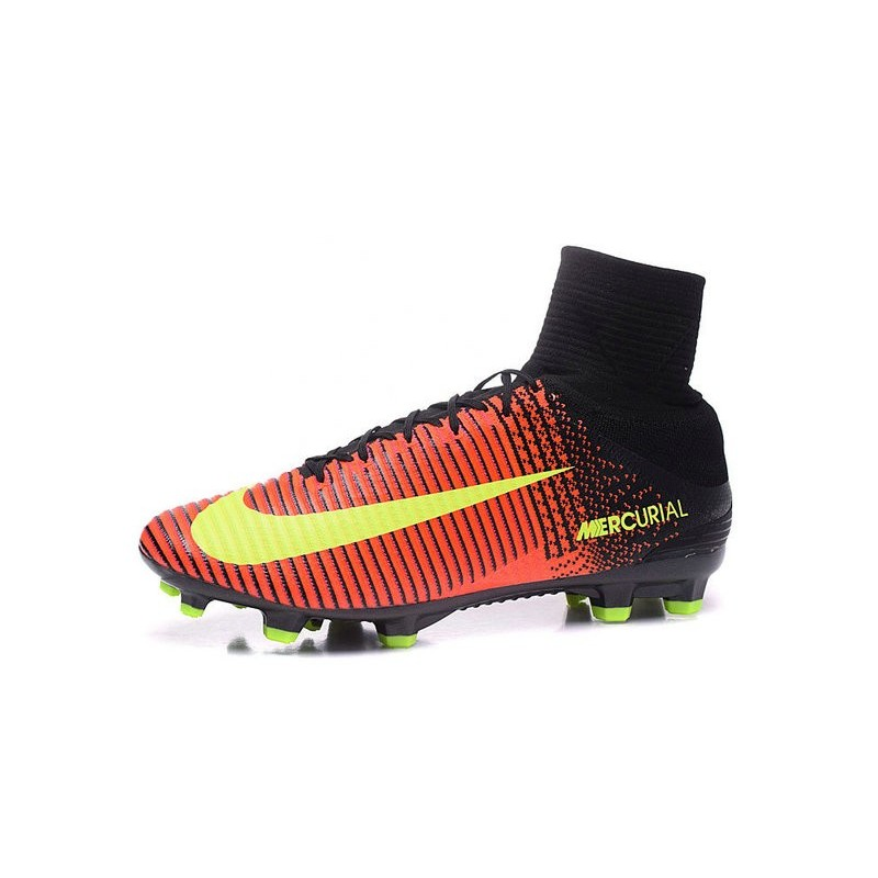 e59aa5be1 Cristiano Ronaldo New Nike Mercurial Superfly V FG Boots Crimson Volt Pink Black  Maximize. Previous. Next