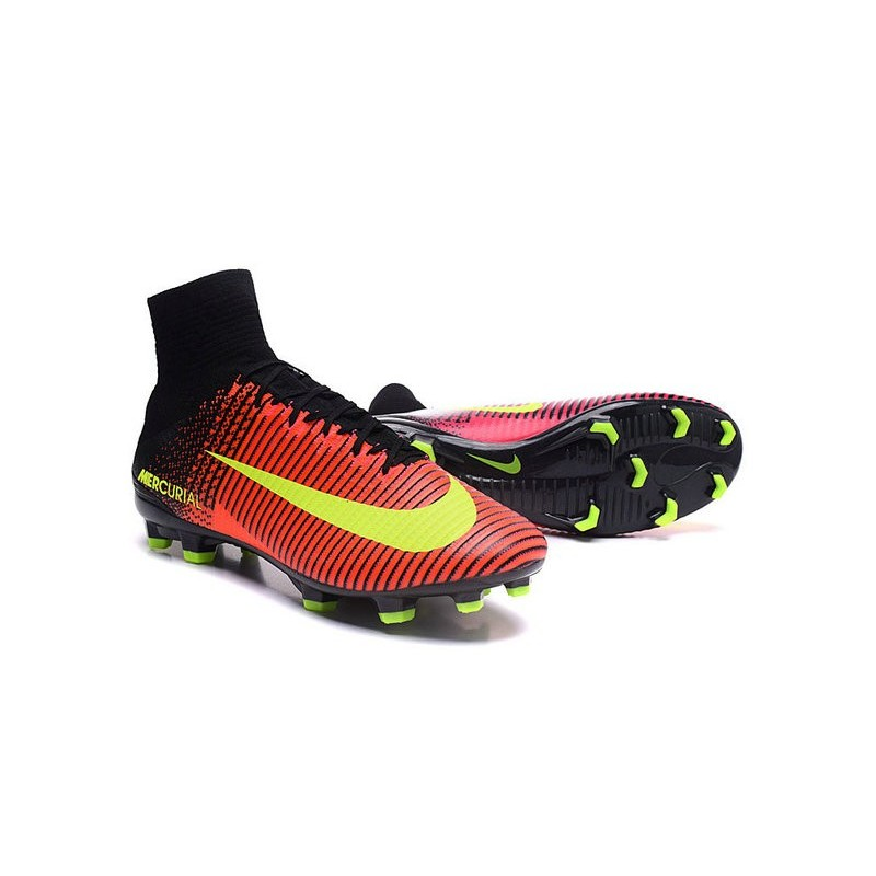 stable quality release info on genuine shoes Cristiano Ronaldo New Nike Mercurial Superfly V FG Boots ...