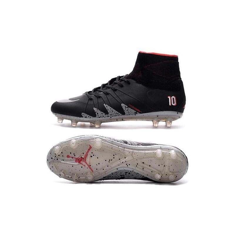 size 40 12976 bd028 Nike Hypervenom Phantom II FG 2016 Neymar Jordan Black Soccer Shoes  Maximize. Previous. Next