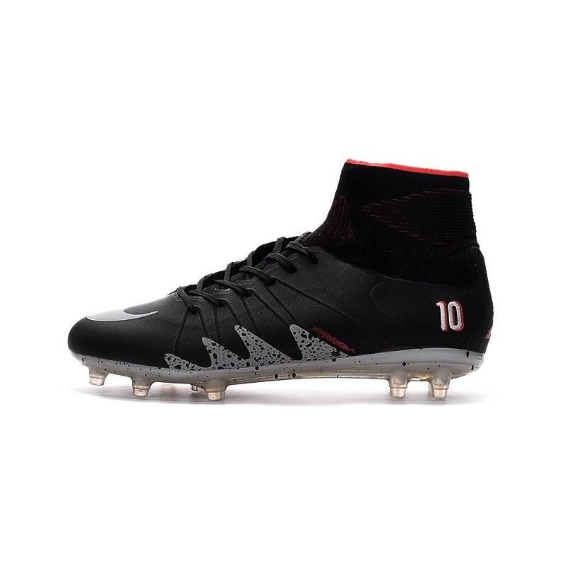 Nike Hypervenom Phantom II FG 2016 Neymar Jordan Black ...
