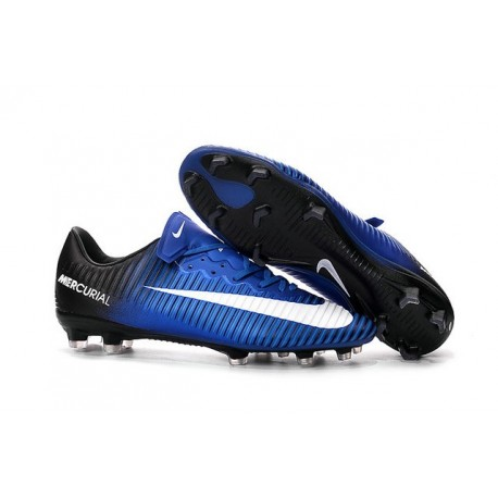 info for 3ff7d 3f2cf New Nike Mercurial Vapor XI FG Men Soccer Cleat Blue White Black
