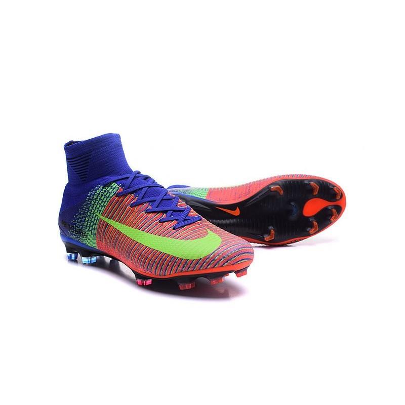 Nike Mercurial Superfly 5 Fg News Football Cleats Orange