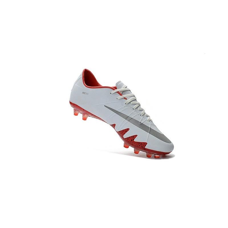 357d6f02e New Nike Hypervenom Phinish Neymar x Jordan Football Boots White Red