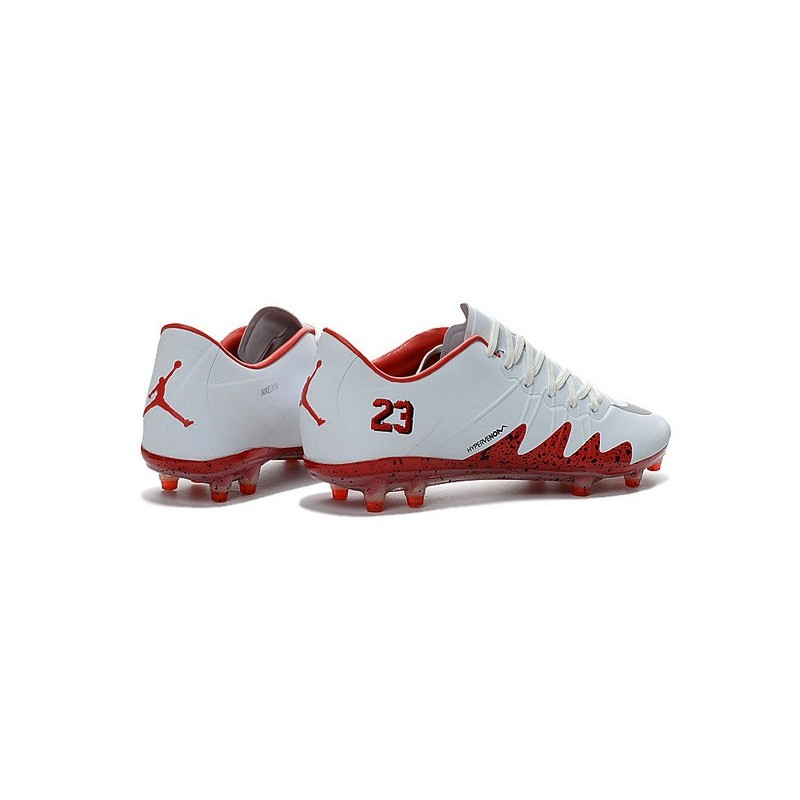 free shipping 2f164 8f86a New Nike Hypervenom Phinish Neymar x Jordan Football Boots White Red  Maximize. Previous. Next