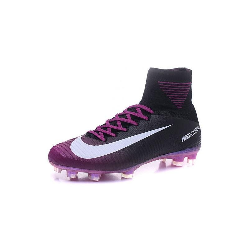 Nike Mercurial Superfly 5 Fg News Football Cleats Purple