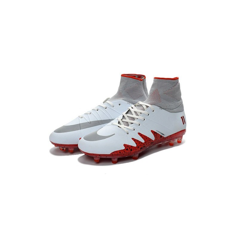25332dc5c7b428 ... switzerland new nike hypervenom phantom ii neymar x jordan njr fg white  red 2491f a5e2d