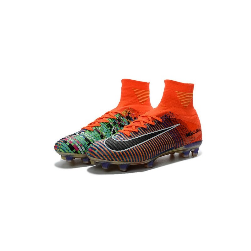 new concept 6fd3c 1e1b3 Nike Mercurial Superfly 5 FG News EA Sports Football Cleats