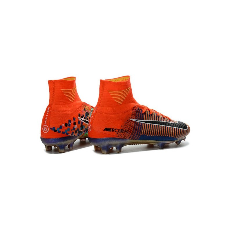 new concept 3685d 41215 Nike Mercurial Superfly 5 FG News EA Sports Football Cleats