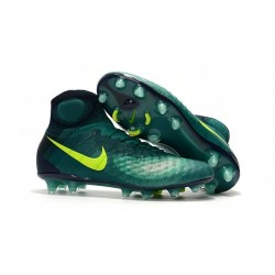 New Nike Magista Obra II FG ACC Soccer Boot Green Volt