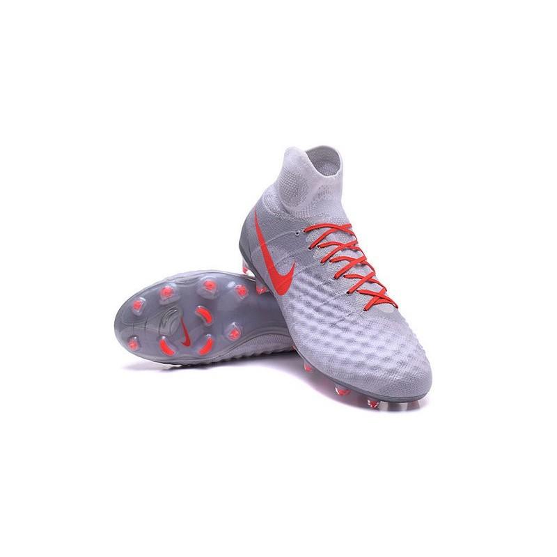new nike magista obra ii fg acc soccer boot white red