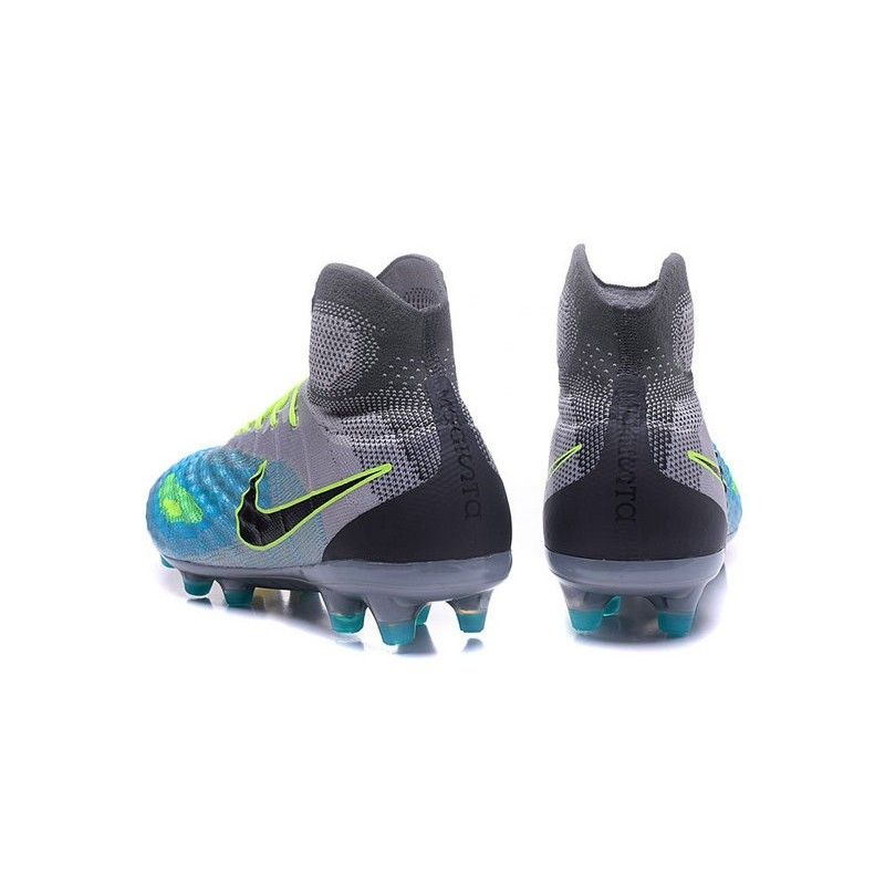 b6ecd82d0b93 wholesale nike mercurial superfly fg soccer cleats cheap shoes grey blue  black 3af88 6b585  spain nike magista obra grey and green b5c6e e2f34