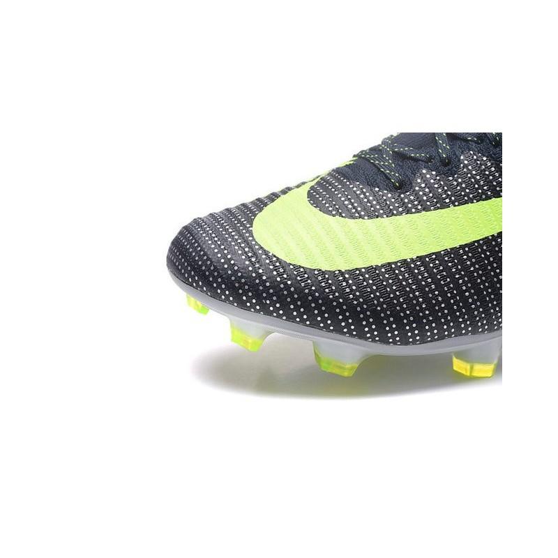 3e07792bb097 Nike Mercurial Superfly V CR7 FG Firm Ground Soccer Shoes Green Volt Black  Maximize. Previous. Next