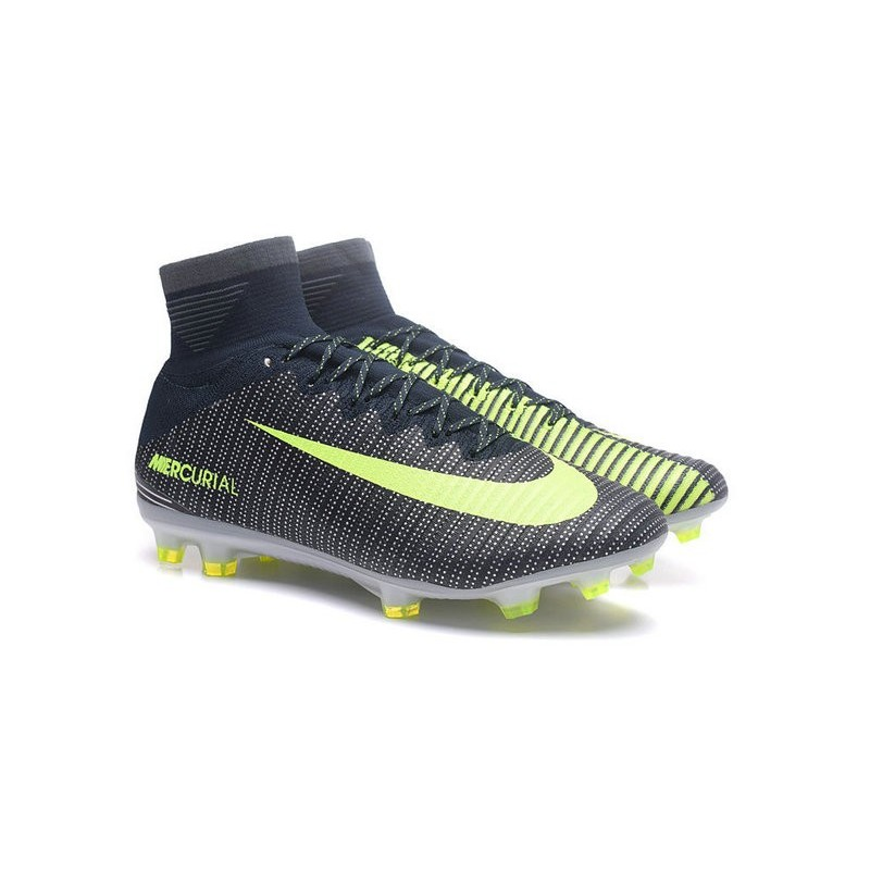 info pour 8dc67 3fe32 Nike Mercurial Superfly V CR7 FG Firm Ground Soccer Shoes ...