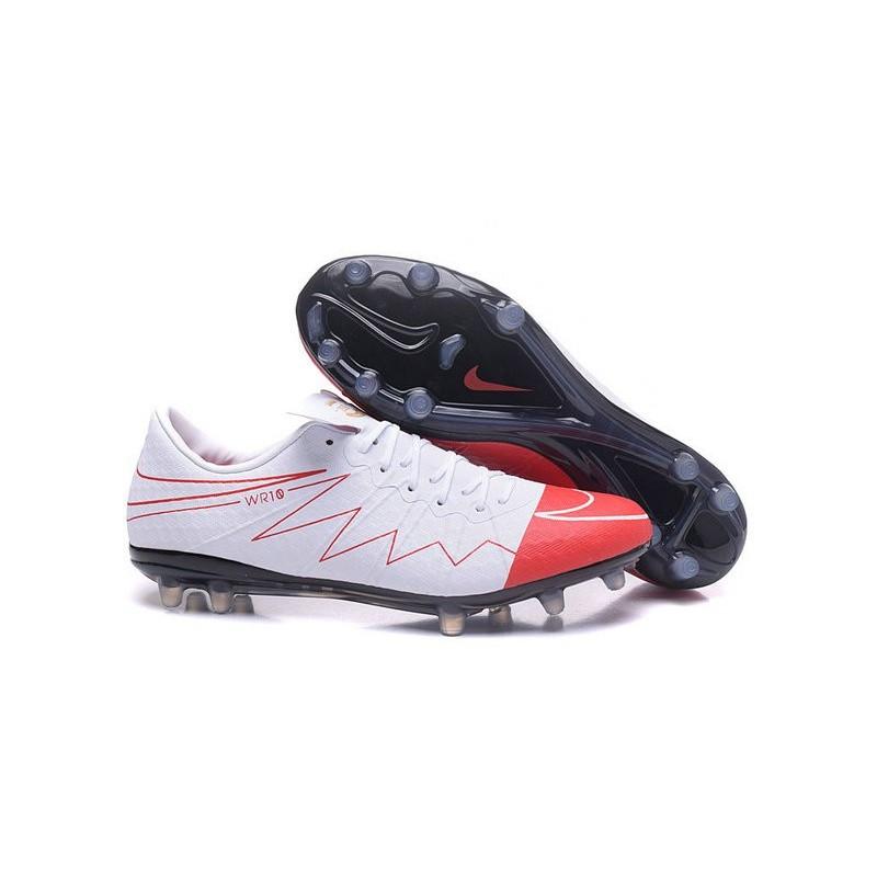 buy online d9ed0 4b940 Wayne Rooney Nike Hypervenom Phinish FG Firm Ground Soccer ...