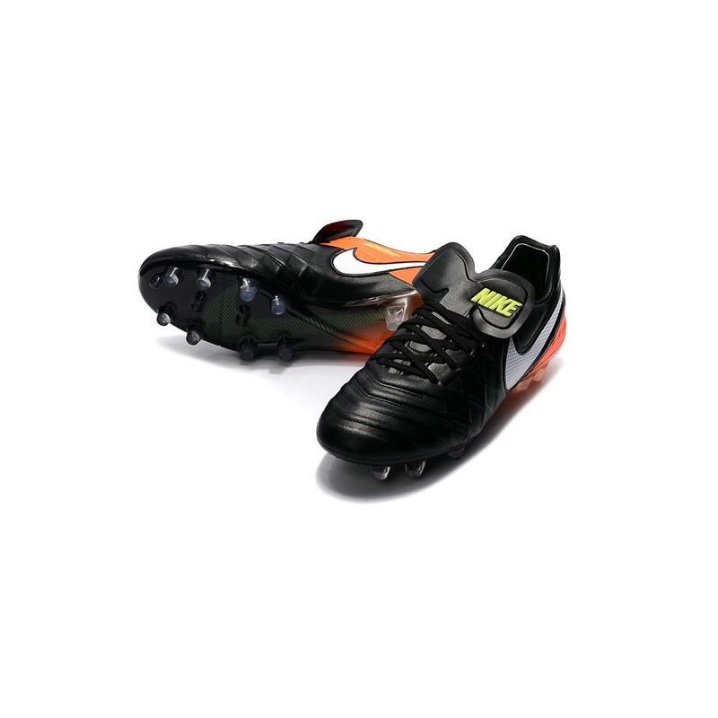 432bf0f85ba5 Nike Tiempo Legend VI ACC FG K-leather Football Boots Black Orange White  Maximize. Previous. Next