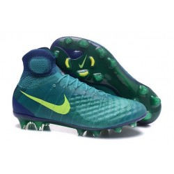 Nike Magista Obra 2 FG Men's Football Shoes Jade Volt