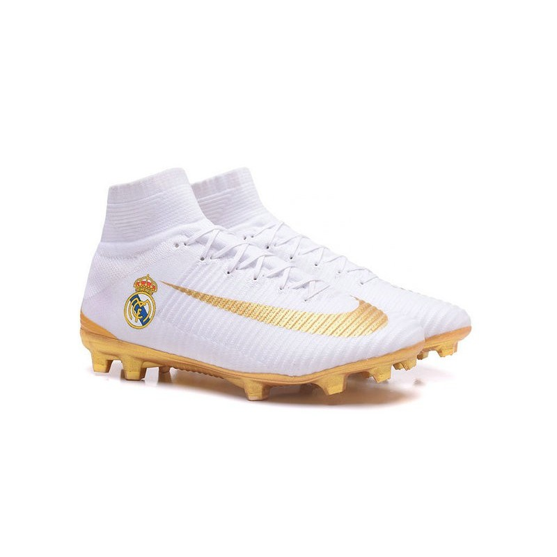 best authentic 6133f 0dc77 News Nike Mercurial Superfly V FG Real Madrid FC Football Bo