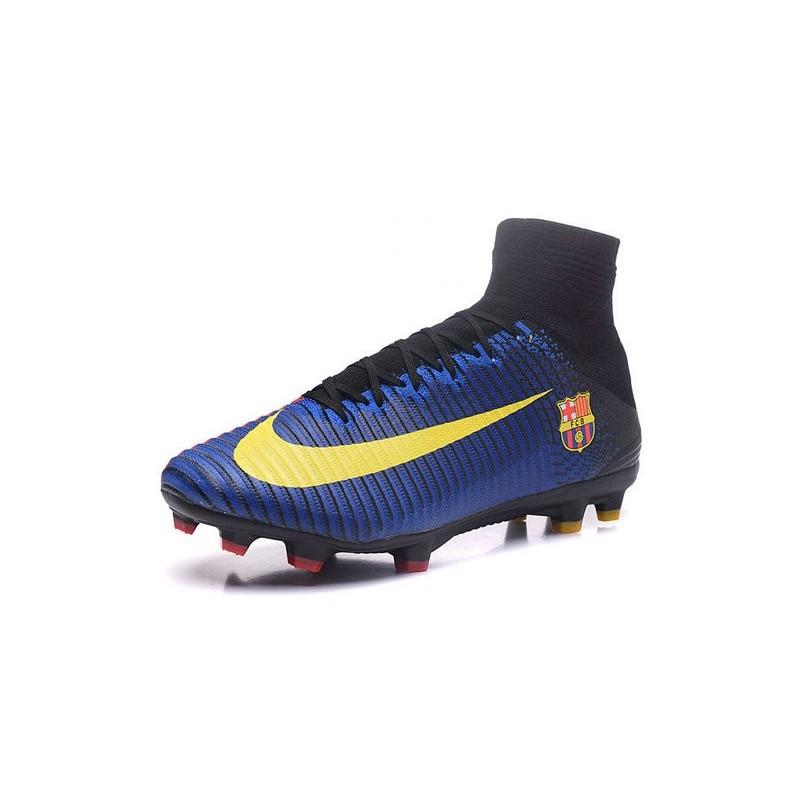 21da6ca9e0db8 News Nike Mercurial Superfly V FG Barcelona FC Football Boots