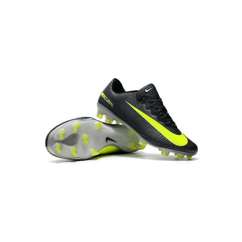 4d1f69d1d9 ... white black; new 2017 nike mercurial vapor xi cr7 acc fg soccer boot  black yellow