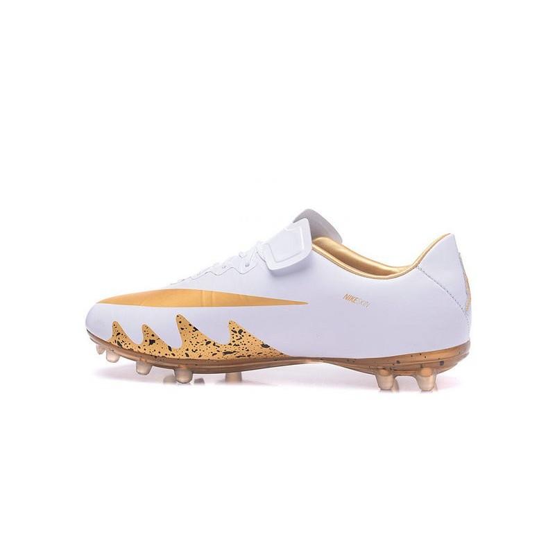 reputable site 7a6eb 02854 Nike Hypervenom Phinish FG Neymar X Jordan NJR White Golden ...