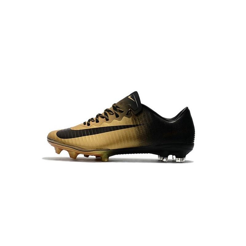 53fe3c25b825 New 2017 Nike Mercurial Vapor XI ACC FG Soccer Boot Gold Black Maximize.  Previous. Next