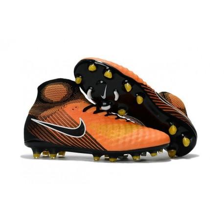 c32f52c4820f Nike Magista Obra II FG News 2017 Soccer Boot Orange Black