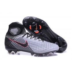 Nike Magista Obra II FG News 2017 Soccer Boot Grey Black