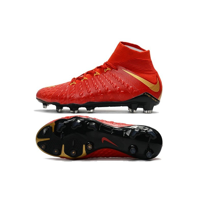 25db153bb News Nike Hypervenom Phantom 3 DF FG Boots Red Gold Maximize. Previous. Next