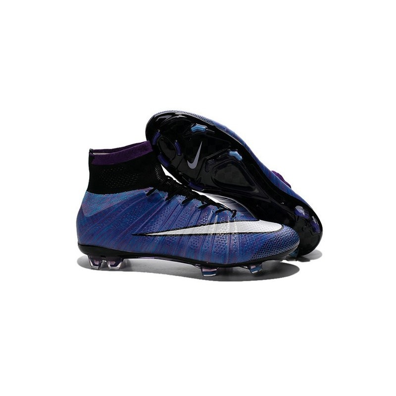 Nike Mercurial Superfly FG New Soccer Cleat Purple White