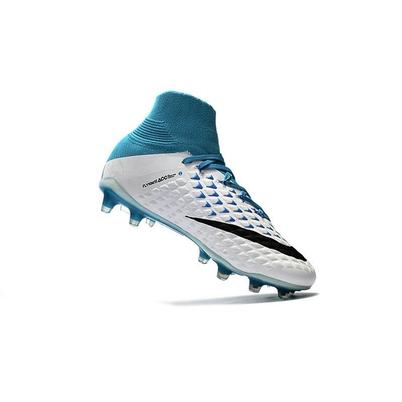 promo code 2ac31 4eca6 News Nike Hypervenom Phantom 3 DF FG Boots - Blue White Black