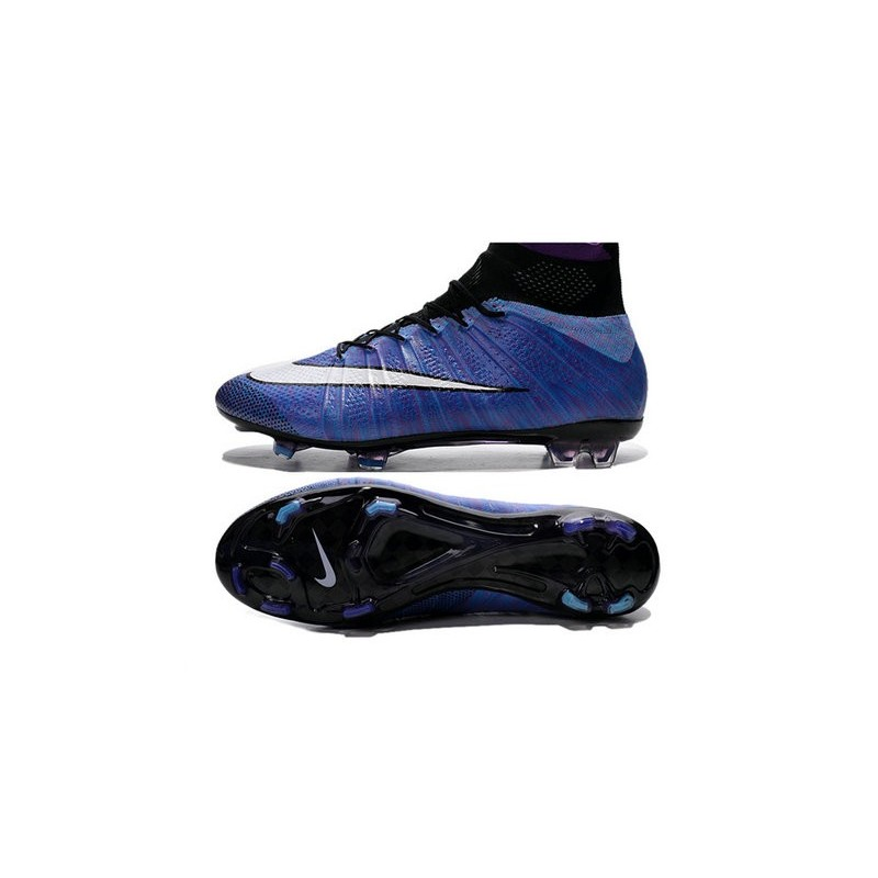 2c391f053bb7 Nike Mercurial Superfly FG New Soccer Cleat Purple White Maximize.  Previous. Next